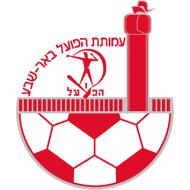 Escudo/Bandera Hapoel Beer Sheva