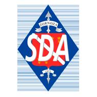 Escudo/Bandera SD Amorebieta