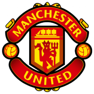 Badge/Flag M. United