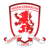 Team Shield/Flag Middlesbrough
