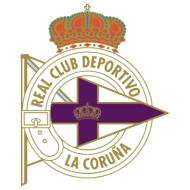 Escudo/Bandera Deportivo de la Coruña