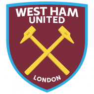Team Shield/Flag West Ham