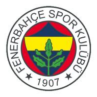 Escudo/Bandera Fenerbahçe