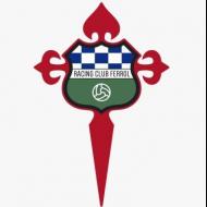 Escudo/Bandera Racing Ferrol
