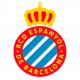 Bouclier / drapeau d'Espanyol