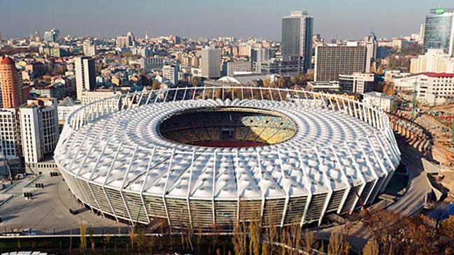Estadio Olímpico de Kiev