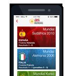 App AS Mundial