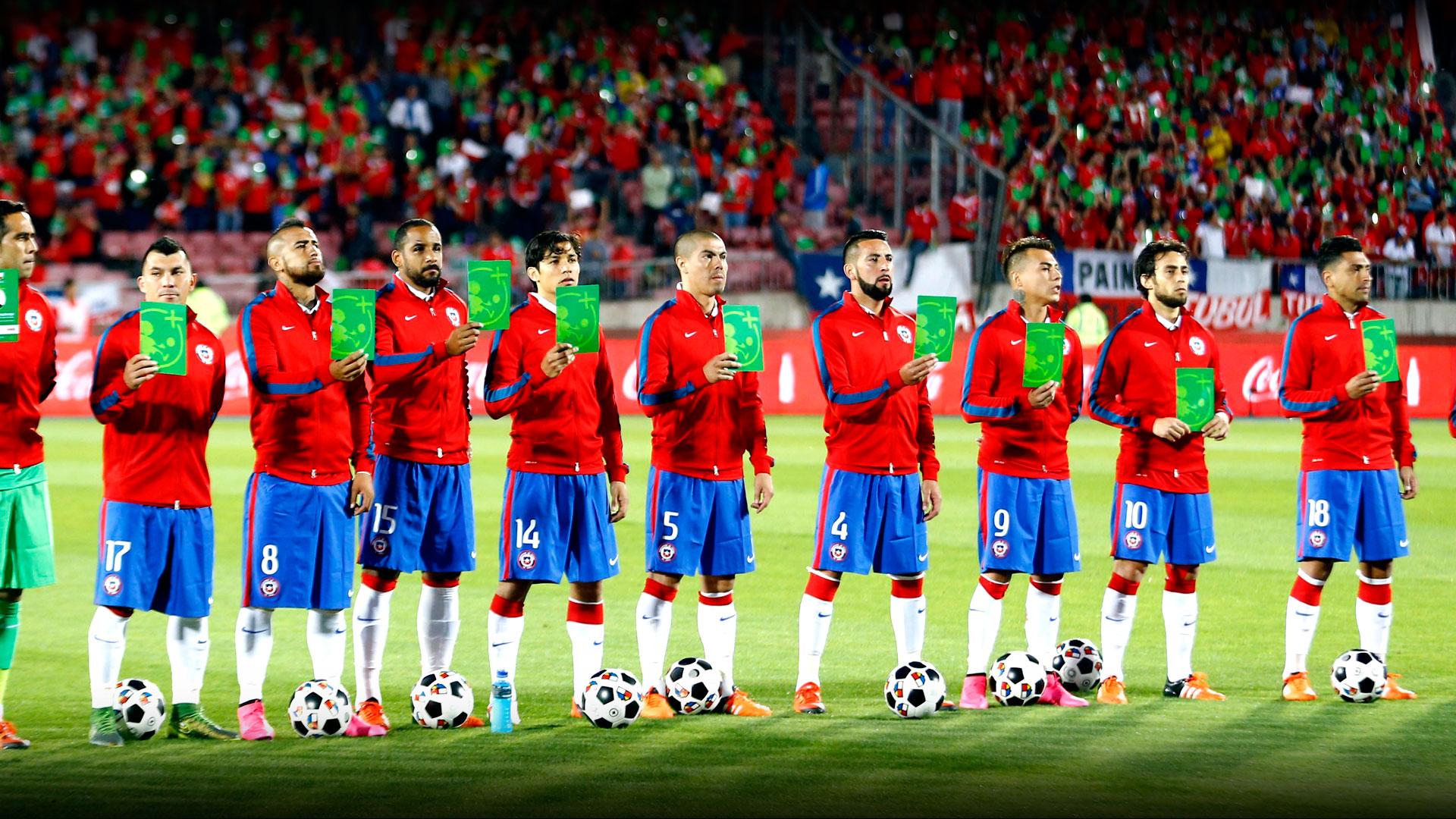 Chile busca volver a tocar el cielo