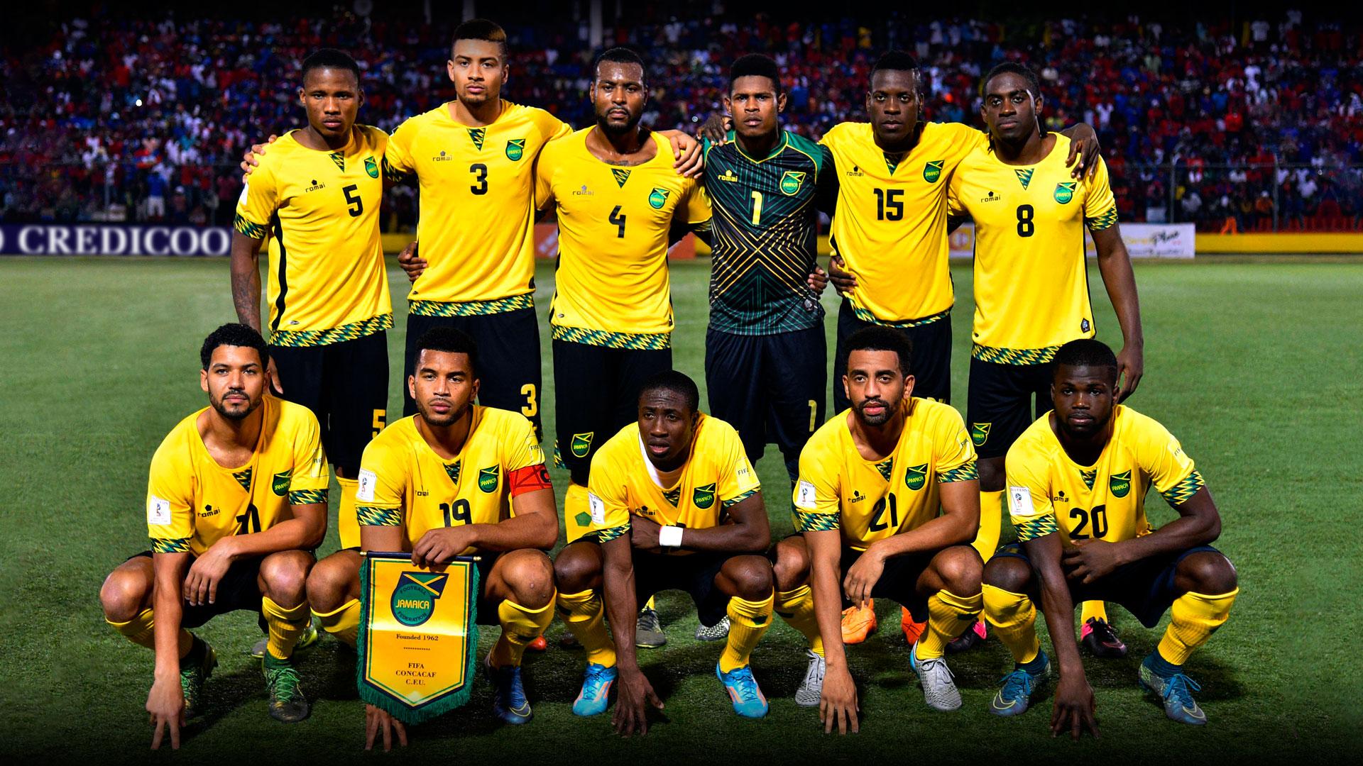 Jamaica, la sorpresa en la Copa Oro del 2015