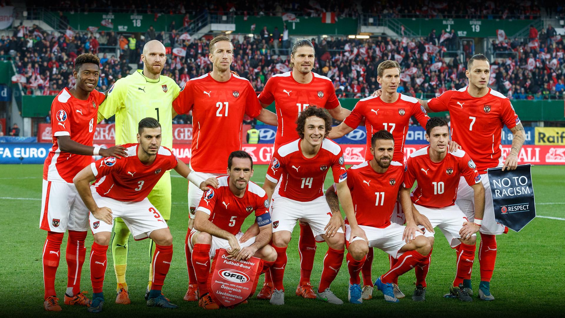 El resurgir de una selección austriaca por fin entre las mejores
