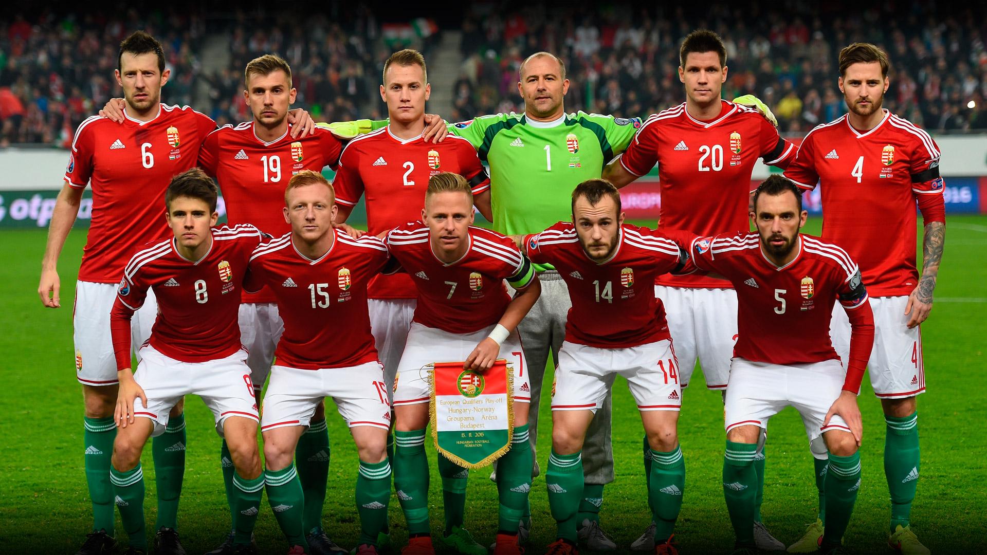 Hungría vuelve a un gran torneo después de 30 años de crisis