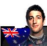 D. Ricciardo - AUS
