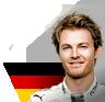 N. Rosberg - GER
