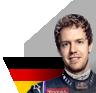 S. Vettel - GER