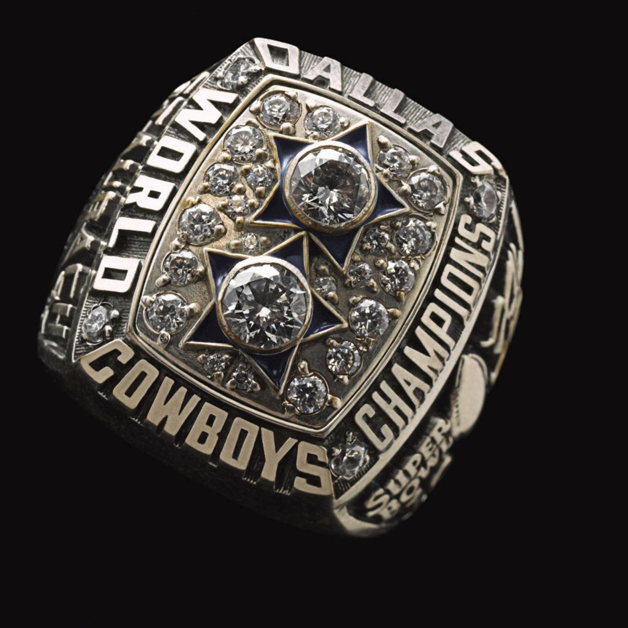 Dallas Cowboys 1978 champions ring