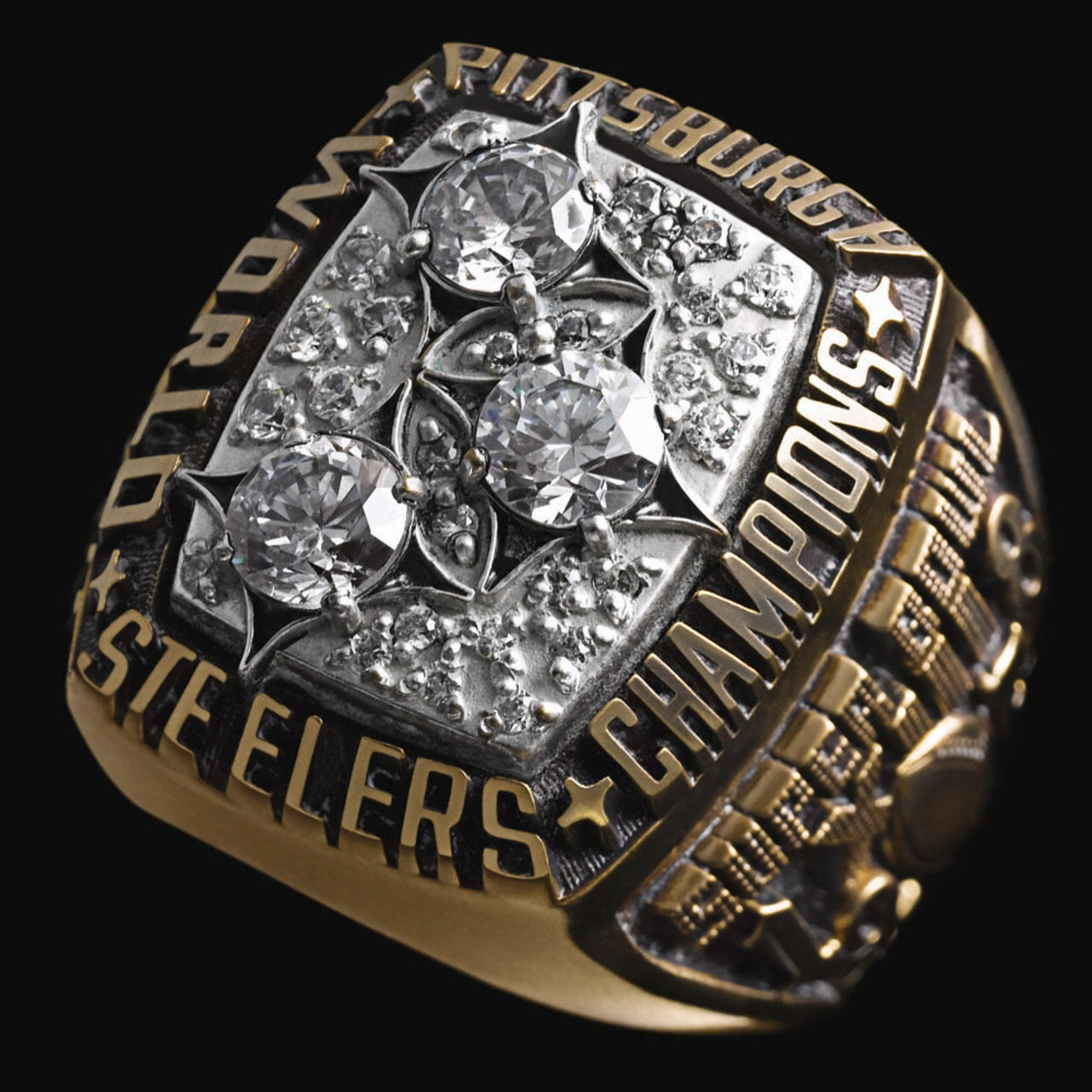 Pittsburgh Steelers 1979 champions ring