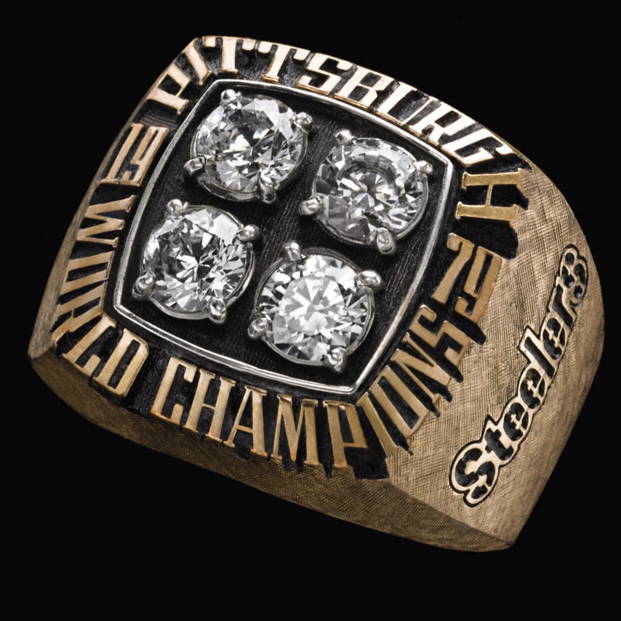 Pittsburgh Steelers 1980 champions ring