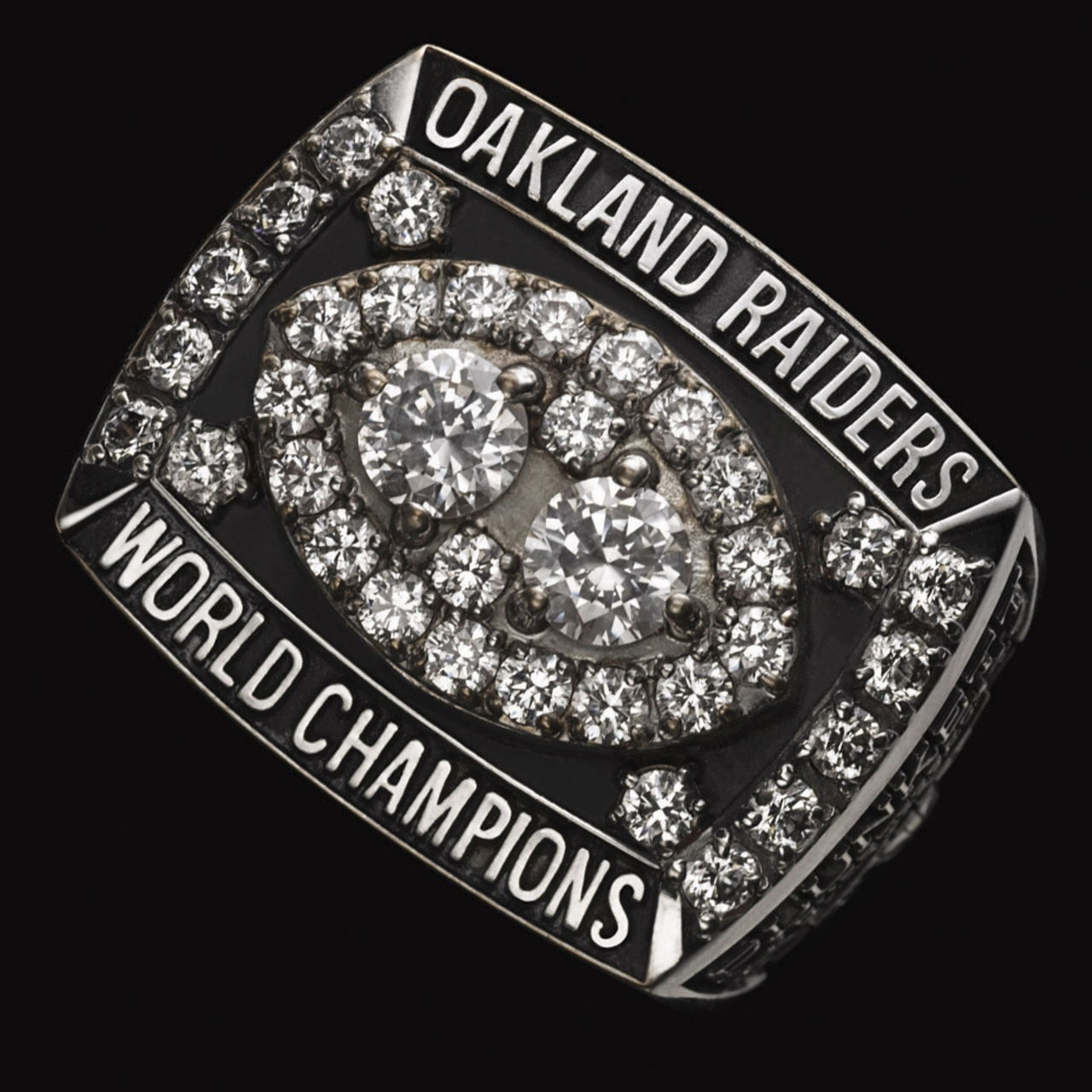 Oackland Raiders 1981 champions ring