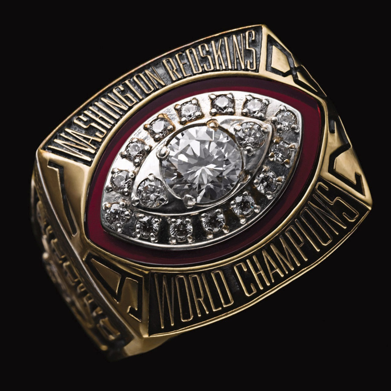 Washington Redskins 1983 champions ring