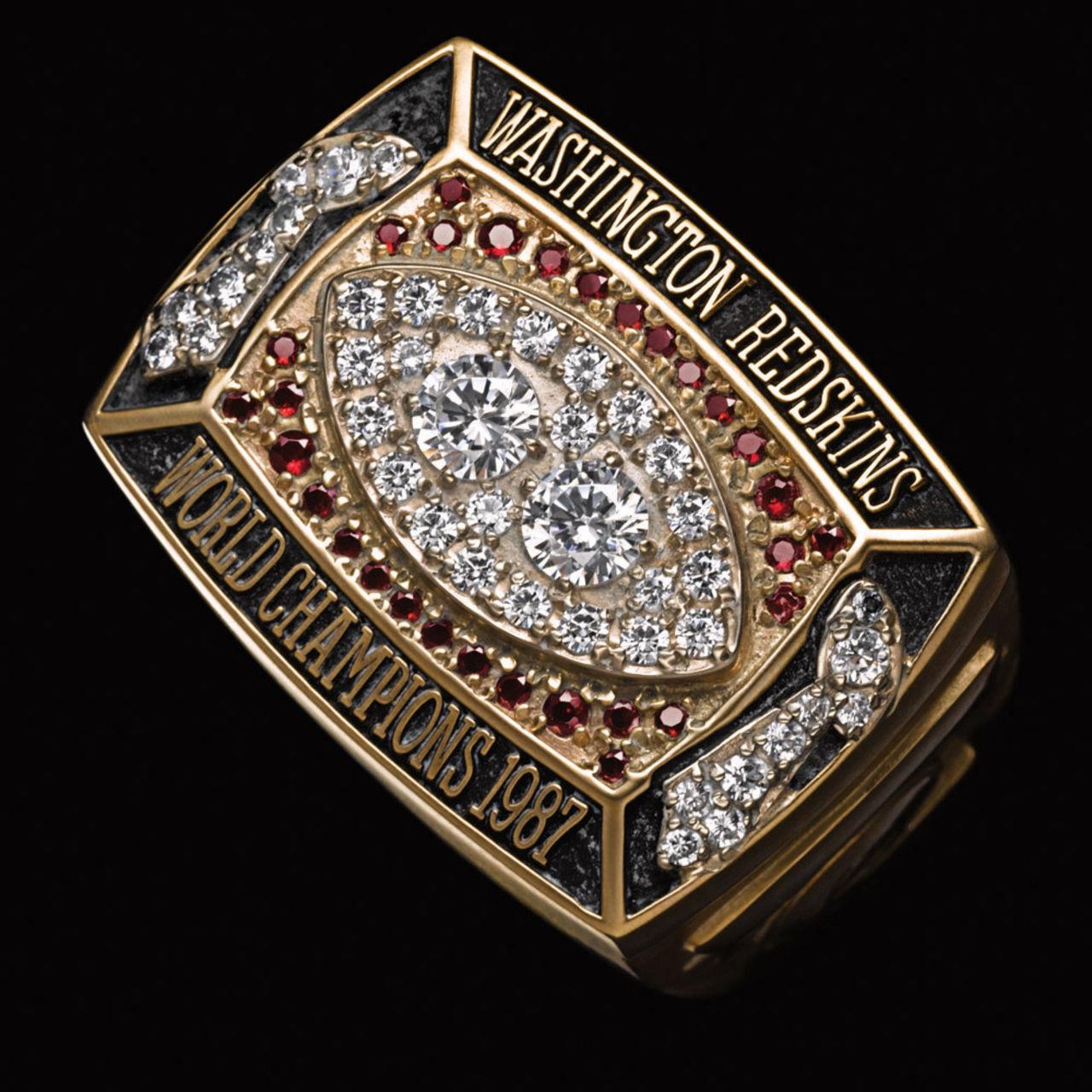 Washington Redskins 1988 champions ring