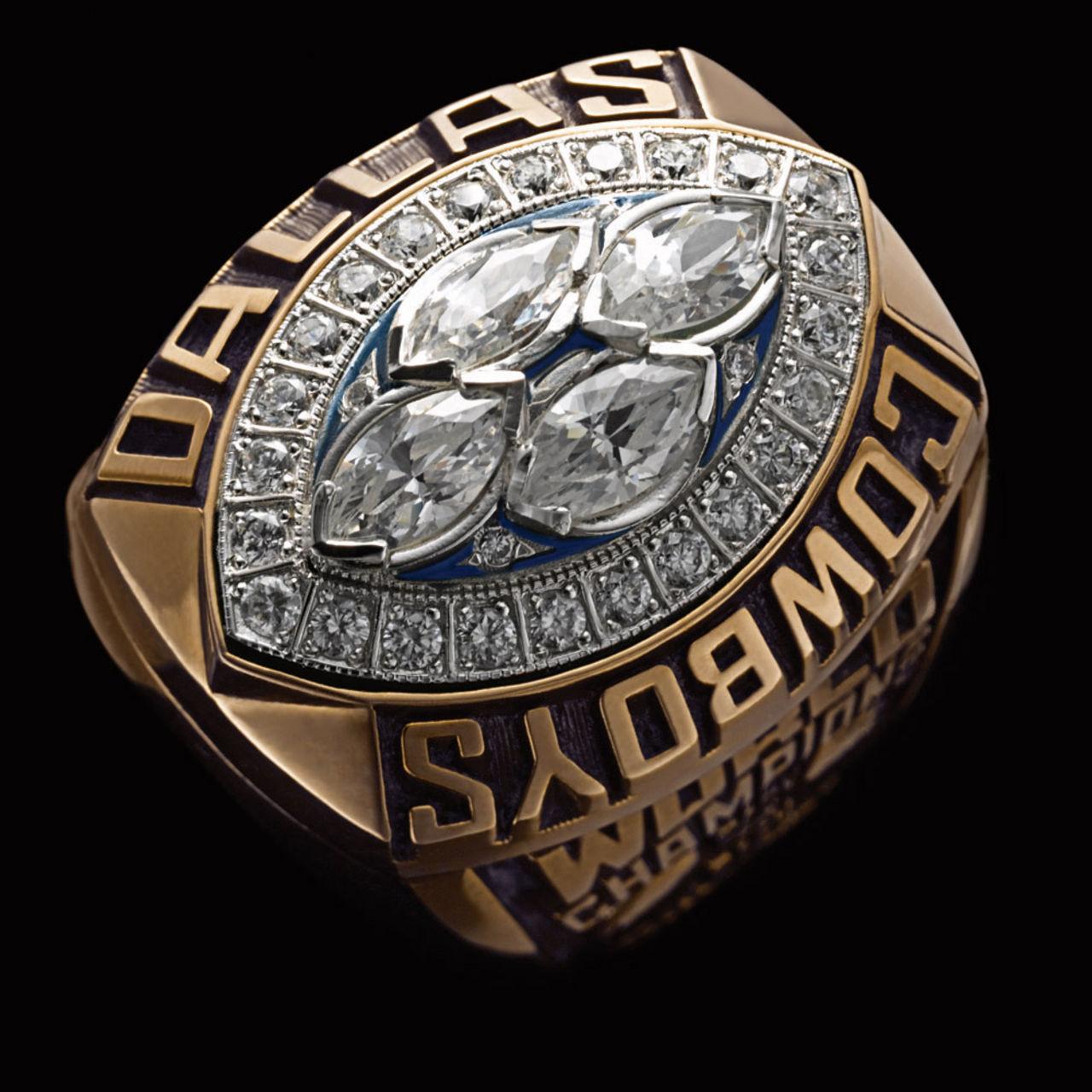 Dallas Cowboys 1994 champions ring
