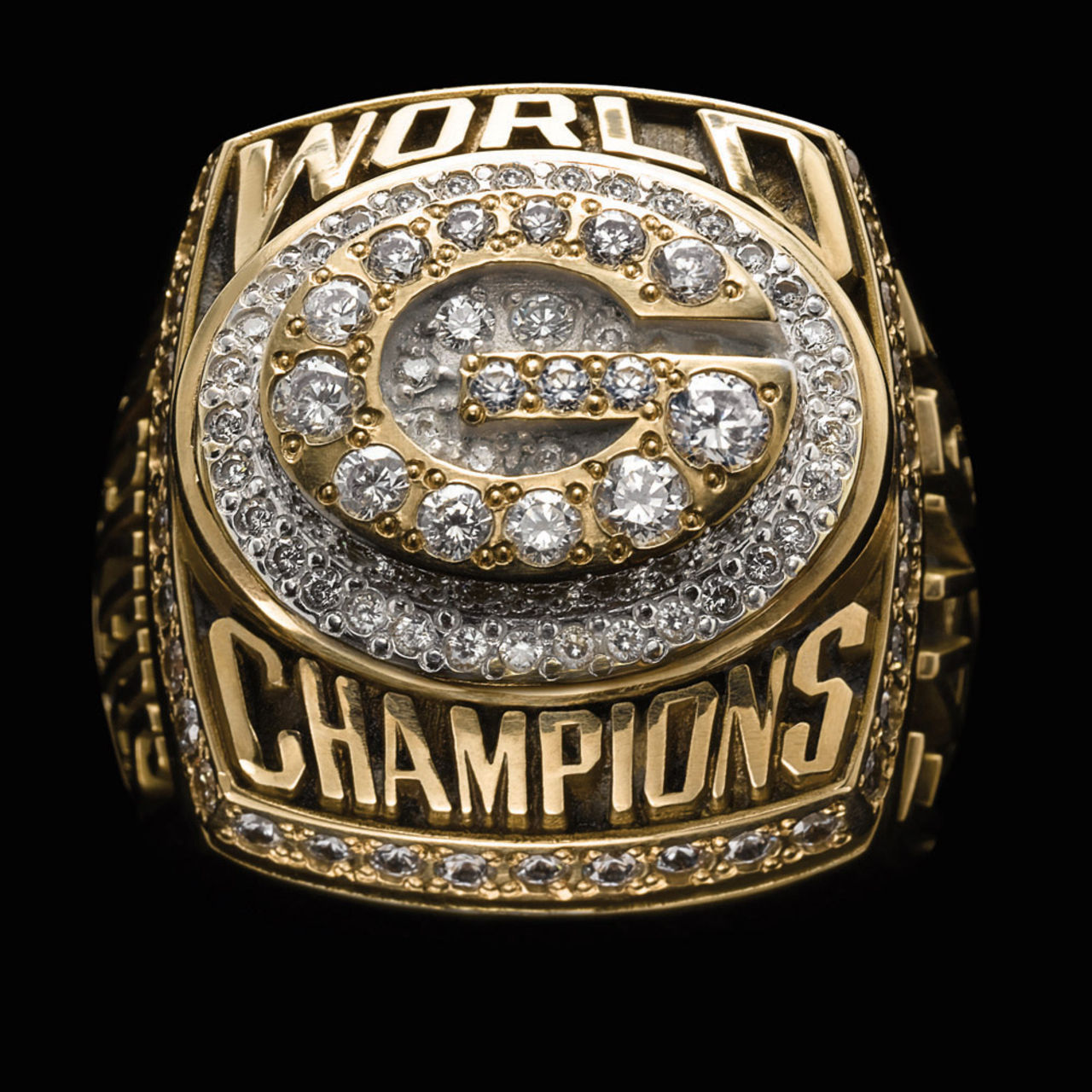 Green Bay Packers 1997 champions ring