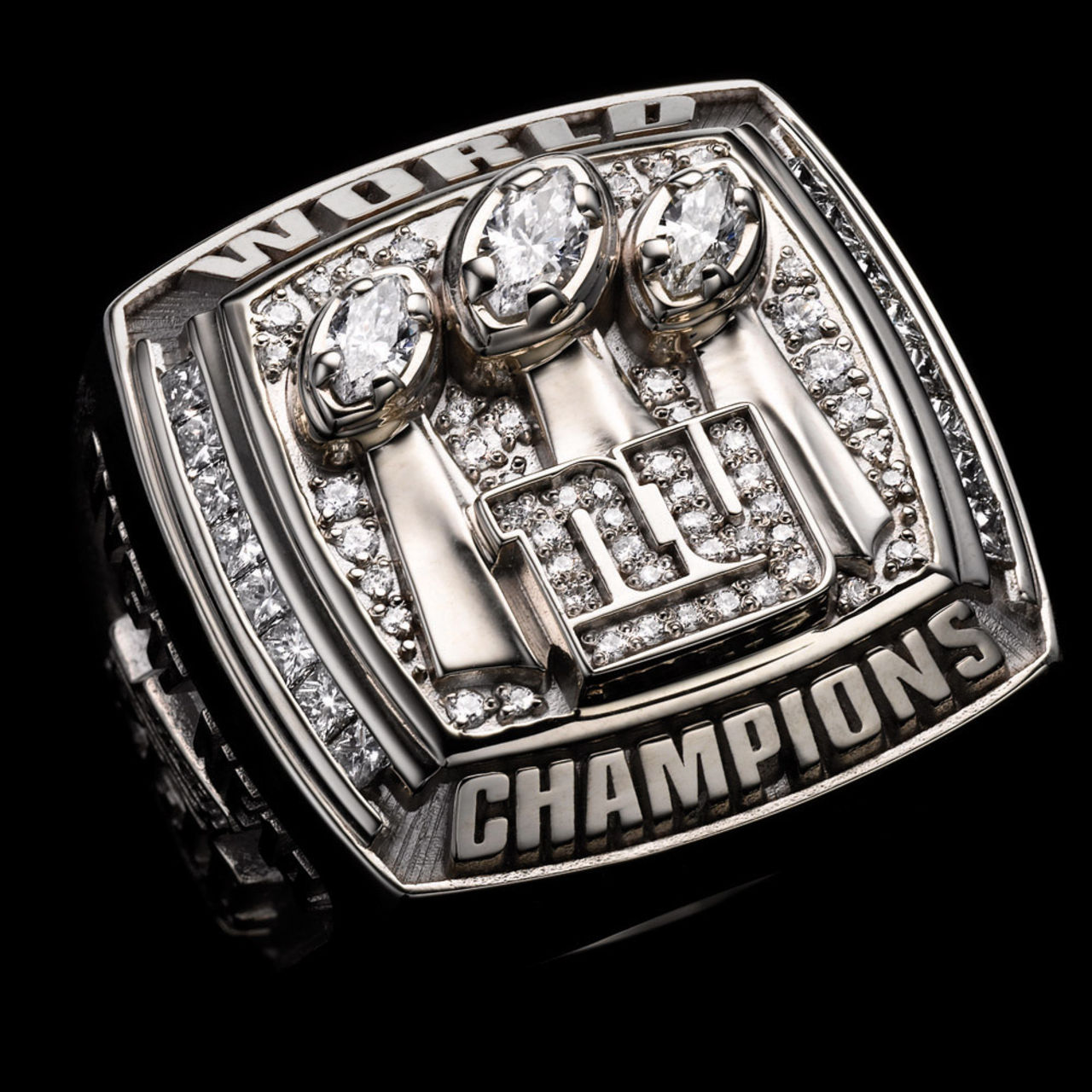New York Giants 2008 champions ring