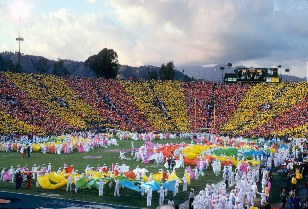 Colorful in California