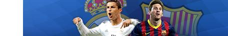 El clásico: Real Madrid - Barcelona