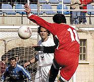 José Carlos hace sufrir al Ceuta