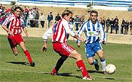 El Algeciras lanza su asalto al liderato