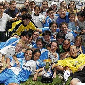 Sabadell ya reina en el fútbol femenino