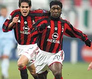 Seedorf, duda hasta el final