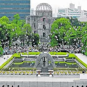 Hiroshima y Nagasaki miran juntas a 2020