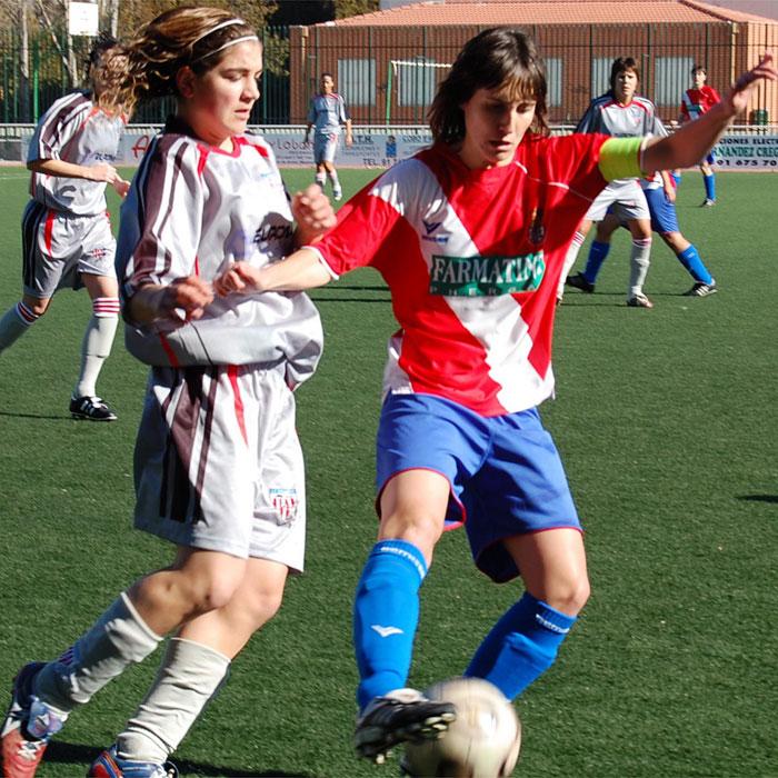 El Rayo ficha a tres jugadoras del Torrejón: Ana, Mónica y Saray