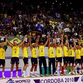 """TODOVOLEY - Brasil campeón: """"Eneacampeão"""" de la Liga ..."""