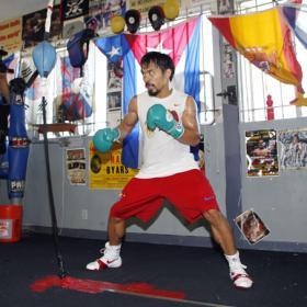 Pacquiao-Márquez III: alta tensión en Las Vegas