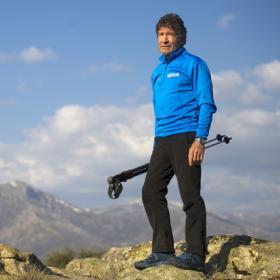 Carlos Soria, rumbo a Annapurna y Dhaulagiri