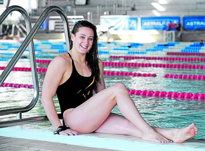 Mireia Belmonte busca seis mínimas olímpicas