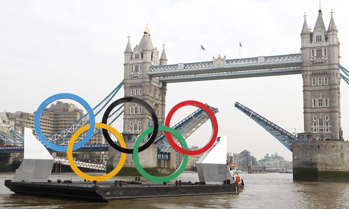 Londres prohíbe los matrimonios durante los Juegos