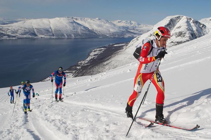 Kilian Jornet, del esquí de montaña al ultrafondo