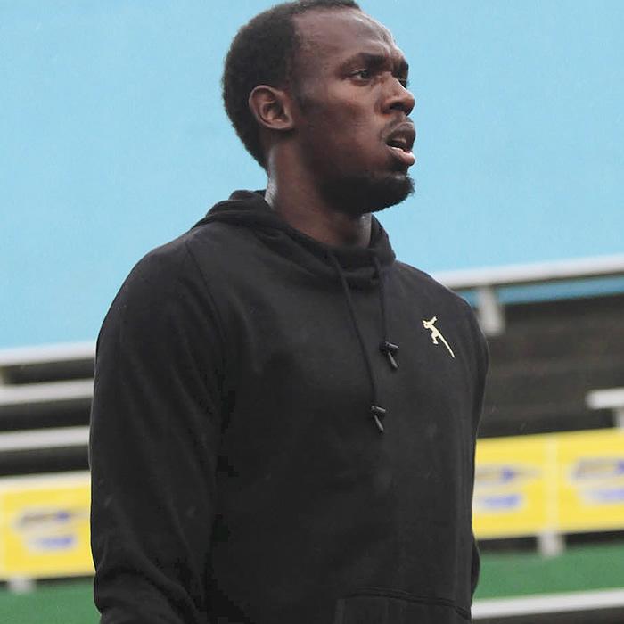 """Bolt: """"En Londres, quiero correr los 100 metros en 9.4"""""""