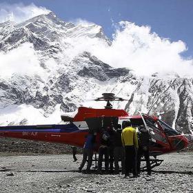 Así se producen los accidentes en el Himalaya