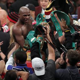 Mayweather ir a la crcel con un nuevo cinturn mundial