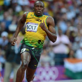 Usain Bolt ante todo un doble reto: Yohan Blake y el récord