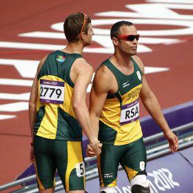 Sudáfrica y Pistorius sí estarán en la final del relevo 4x400
