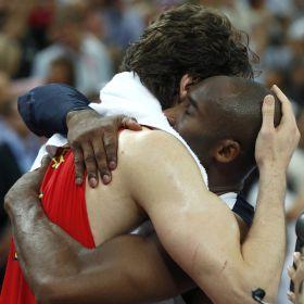 """Kobe: """"Pau es mi hermano, le he dicho que lo amo"""""""