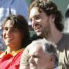 """Nadal, a la selección de basket: """"Sois nuestro Dream Team"""""""