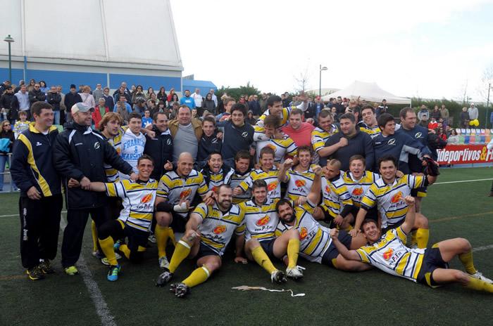 El Atlético de Madrid desemboca en el rugby
