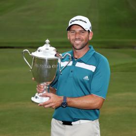 Sergio García gana el torneo y se mete en la Ryder